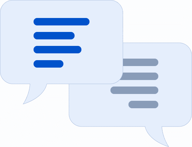 Sprechblasen Icon