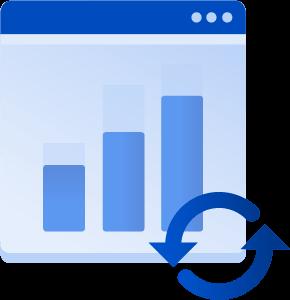 Nachhaltiger Erfolg Icon