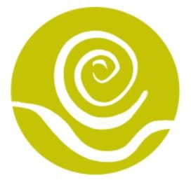 "Logo des Yoga Studios ""Yoga Inspirit"" aus Wiesenbach"